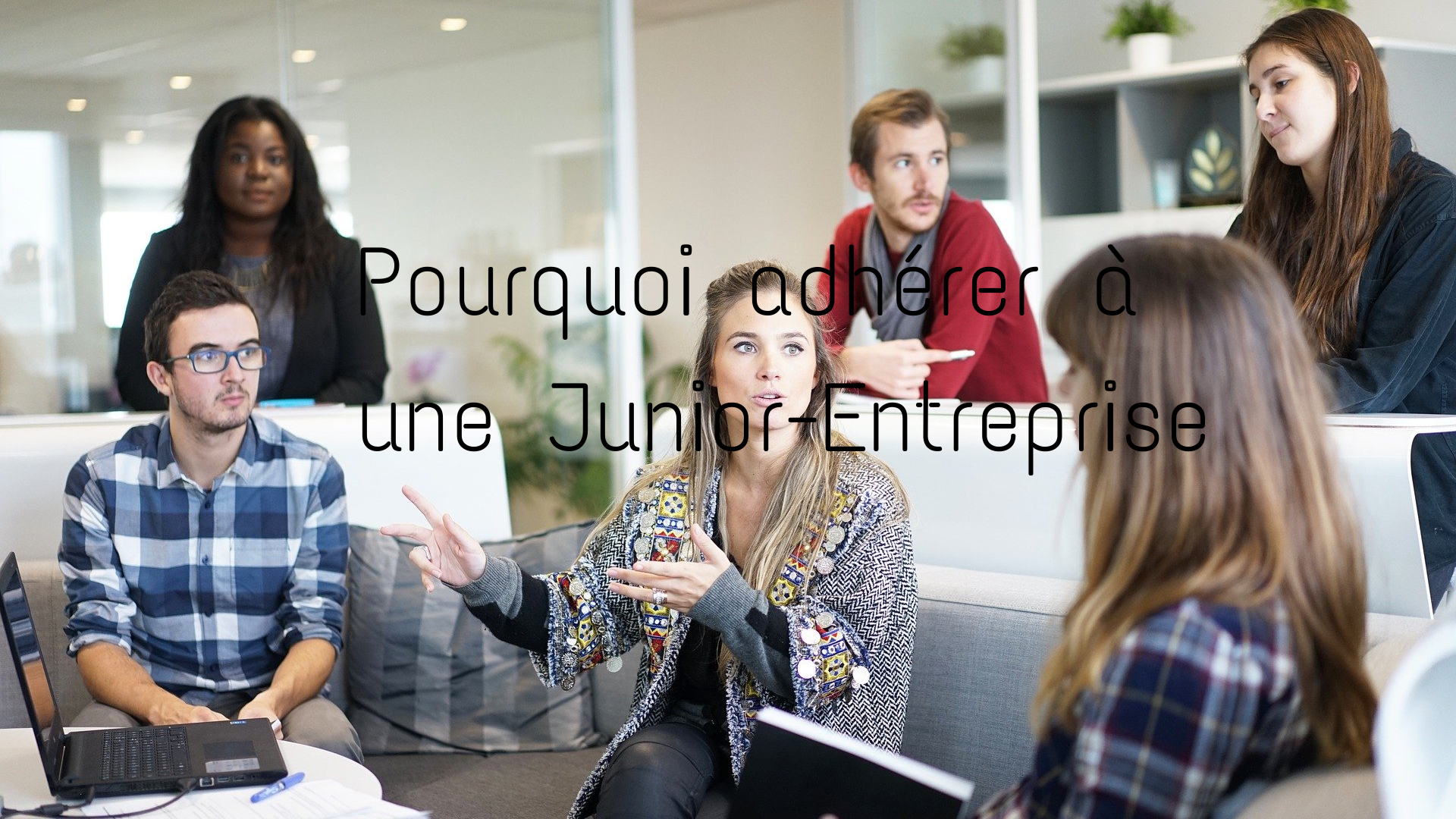Junior-Entreprise engagement