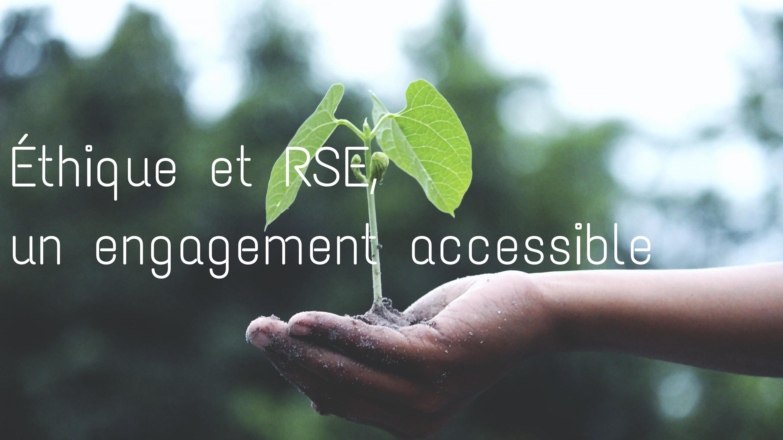 ethique RSE engagement